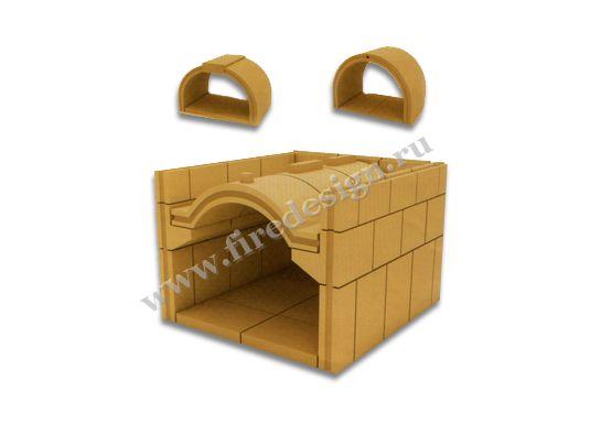 Шамотные камни и плиты для хлебопекарных печей